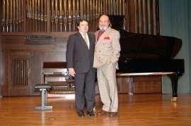 Manuel Escalante y Claudio Prieto. Concierto Homenaje a Claudio Prieto en su 70 aniversario - Aula de (Re)estrenos (51) , 2004