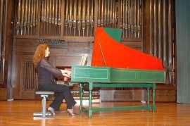 Laura Dearmas. Recital de clave , 2004