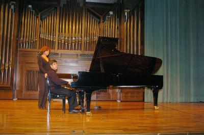 Javier Perianes. Concierto El piano de los grandes maestros