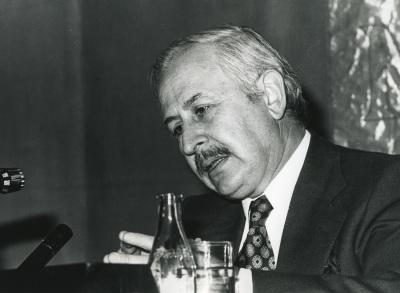 José Luis Pinillos Díaz en el ciclo La conciencia humana