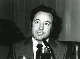 Alfonso Emilio Pérez Sánchez. Conferencia sobre Kokoschka y el expresionismo español dentro del ciclo En torno a la Exposición Oskar Kokoschka , 1975