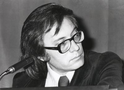Francisco Umbral en el ciclo Literatura Viva