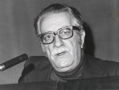 Celso Emilio Ferreiro en el ciclo Literatura Viva