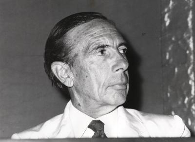 Adolfo Prego en el ciclo Teatro Español Actual