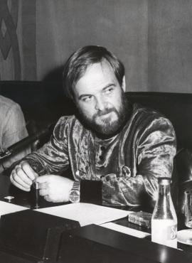 Ángel Facio en el ciclo Teatro Español Actual, 1976
