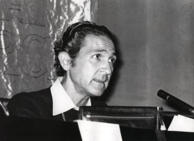 Antonio Gala en el ciclo Teatro Español Actual