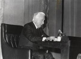 Aimé Maeght. Conferencia sobre El Giacometti que yo he conocido. Conferencia inaugural de la Exposición Alberto Giacometti , 1976