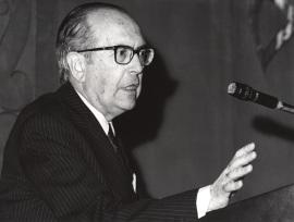 Domingo García Sabell. Conferencia sobre El arte ante la Medicina a lo largo de la historia. Conferencia inaugural de la Exposición Ars Medica , 1978