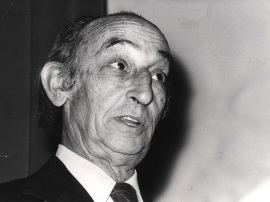Leopoldo Castedo. Conferencia sobre Las expresiones prehispánicas dentro del ciclo Arte y cultura en Iberoamerica , 1978