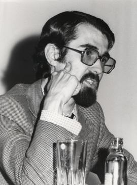 Daniel Giralt-Miracle. Conferencia sobre Kandinsky y la Bauhaus dentro del ciclo En torno a la Exposición Kandinsky , 1978