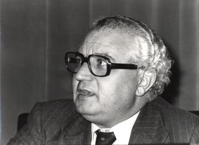 Pedro Martínez Montávez en el ciclo sobre El mundo árabe contemporáneo