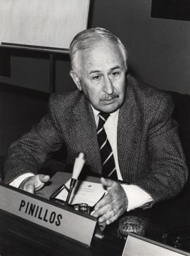 José Luis Pinillos Díaz. Conferencia en el curso Problemas actuales de la psicología científica, 1979