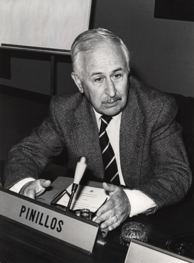 José Luis Pinillos Díaz. Conferencia en el curso Problemas actuales de la psicología científica