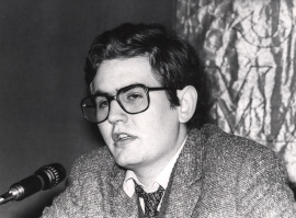 Juan Manuel Bonet. Conferencia sobre Motherwell y su obra en marcha y poema de Alberti Negro Motherwell. Conferencia inaugural de la Exposición Robert Motherwell , 1980