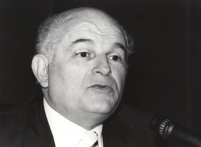 Carlos M. Rama en el ciclo El proceso de independencia de las repúblicas
