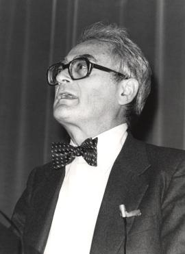 Pierre Schneider. Conferencia sobre Matisse entre l'intemporel et l'histoire dentro del ciclo Cuatro lecciones sobre Matisse , 1980
