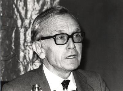 José María Jover Zamora. Conferencia sobre Los años de la Pacificación dentro del ciclo La cultura de la Restauración