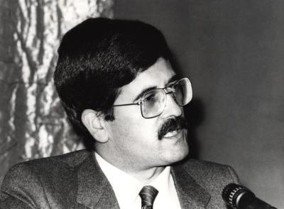 Juan Felipe García Santos. Conferencia sobre El léxico político de la II República dentro del ciclo El léxico político