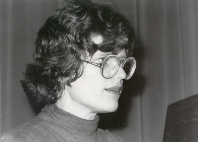 Karin Frank Von Maur. Conferencia sobre Mondrian y la música dentro del ciclo Cuatro lecciones sobre Mondrian