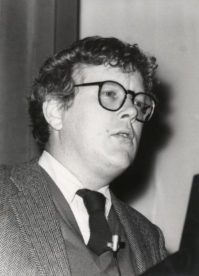 Rudi H. Fuchs. Conferencia sobre Mondrian, pintor holandés dentro del ciclo Cuatro lecciones sobre Mondrian