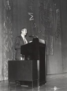 Roy Lichtenstein. Conferencia inaugural de la Exposición Roy Lichtenstein 1970-1980 , 1983
