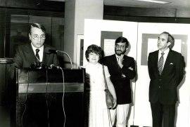 Cristóbal Halffter. Conferencia Tradición e identidad cultural dentro del ciclo Inauguración del Centro de Documentación de la Música Española Contemporánea , 1983
