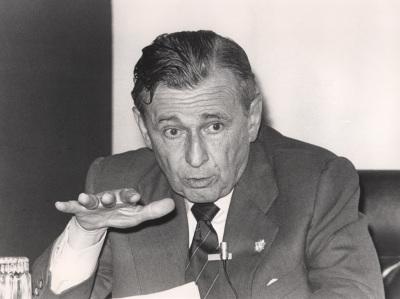 José Warleta Carrillo en el ciclo La ingenieria española en el siglo XX
