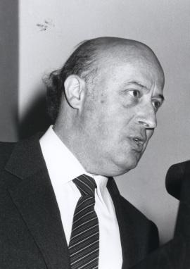 Mario Abreu. Exposición Vieira da Silva, 1991