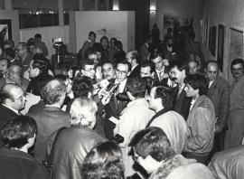Exposición Antológica de Fernando Zóbel. Cultural Albacete, 1985
