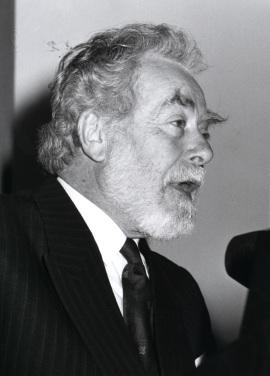 Guy Weelen. Exposición Vieira da Silva, 1991