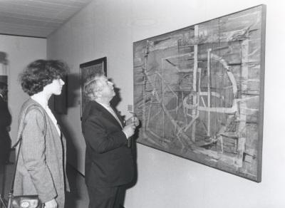Jean-François Jaeger. Exposición Vieira da Silva