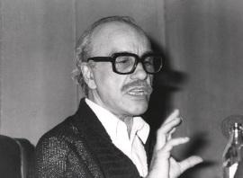 Francisco Nieva. Conferencia sobre Los escenógrafos dentro del ciclo Teatro Español del siglo XX , 1985
