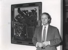 Werner Spies. Conferencia sobre La estética de Max Ernst. Conferencia inaugural de la Exposición Max Ernst, 1986