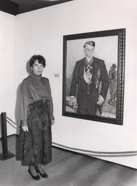 Sabine Fehlemann. Conferencia inaugural de la Exposición Obras maestras del Museo de Wuppertal: de Marées a Picasso, 1986