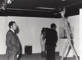 Alfonso Emilio Pérez Sánchez. Exposición Giacometti: Colección de la Fundación Maeght, 1976
