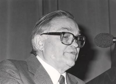 Francesc Catalá Roca. Conferencia inaugural de la Exposición Fotografías de Irving Penn