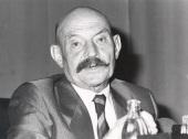 José Hierro. Conferencia sobre Los poetas del 27 y mi generación dentro del ciclo La generación del 27, sesenta años después , 1987