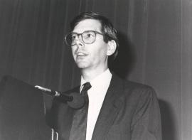 Jack Cowart. Conferencia sobre Rothko's life, his work, his influence dentro del ciclo Cuatro lecciones sobre Mark Rothko , 1987