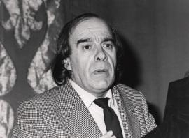 Santiago Amón. Conferencia sobre La vanguardia y su concepto dentro del ciclo La pintura española en el siglo XX , 1988