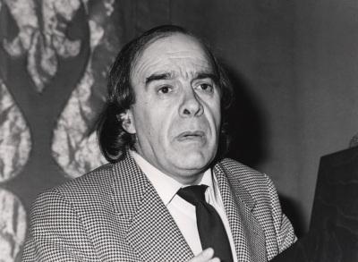 Santiago Amón. Conferencia sobre La vanguardia y su concepto dentro del ciclo La pintura española en el siglo XX