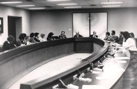 Seminario sobre El derecho constitucional de los Medios de Comunicación, 1988