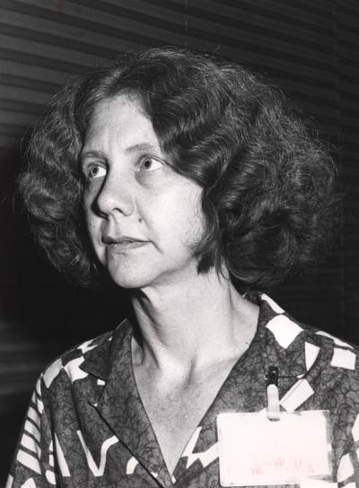 Nancy Maizels en el curso sobre La evolución del genoma