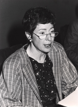 Suzanne Berger. Conferencia sobre Neodentro del ciclo Liberalism and its Origins dentro del ciclo Cuatro lecciones de Ciencia Política , 1988