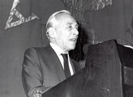 Leo Castelli. Conferencia inaugural de la Exposición Colección Leo Castelli , 1988