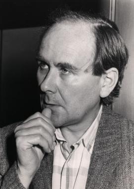 Richard Gardner en el simposio The Celular Basic of Morphogenesis, 1988