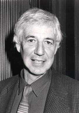Lewis Wolpert en el ciclo The Celular Basic of Morphogenesis, 1988
