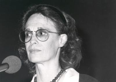 Margaret R. Higonnet. Conferencia sobre What is Woman? - Representation of women/Gender in representation