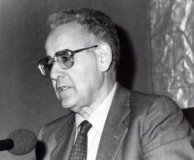 Eduardo García de Enterría. Conferencia sobre Los grandes principios: soberanía nacional, igualdad, libertad dentro del ciclo Revolución francesa y derecho