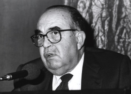 F. Fernando Lázaro Carreter. Conferencia sobre El texto literario y el acceso a la lectura dentro del ciclo Hacia una moderna pedagogía de la literatura , 1991