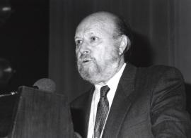 José Luis Sánchez. Conferencia sobre Rodin y los pintoresdentro del ciclo escultores dentro del ciclo La escultura contemporánea vista por un escultor , 1991